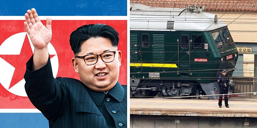 غول بی شاخ و دم کیم جونگ اون؛ در قطار ضد گلوله شخصی رهبر کره شمالی چه می گذرد؟