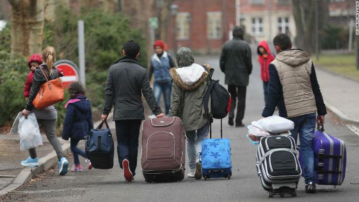 پناهندگی در آلمان