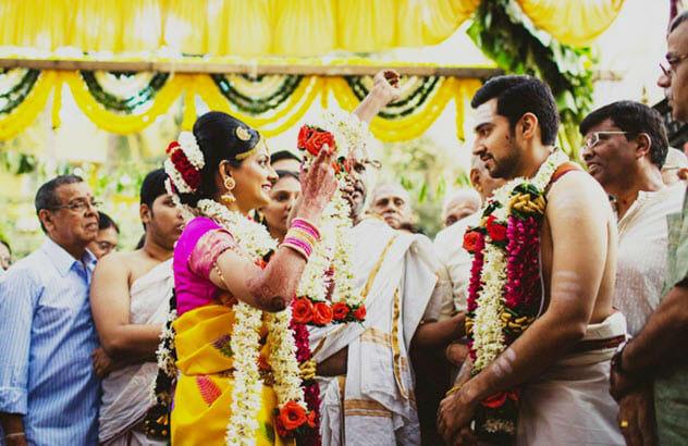 آداب و سنت های ازدواج