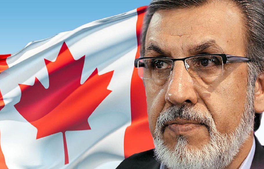 قتل خاوری در کانادا