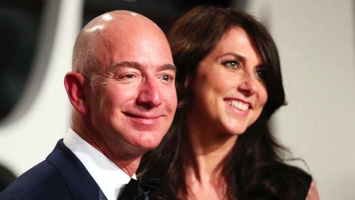 رابطه عاشقانه «جف بیزوس» با «لورن سانچز» که باعث جدایی مالک آمازون از «مکنزی» شد