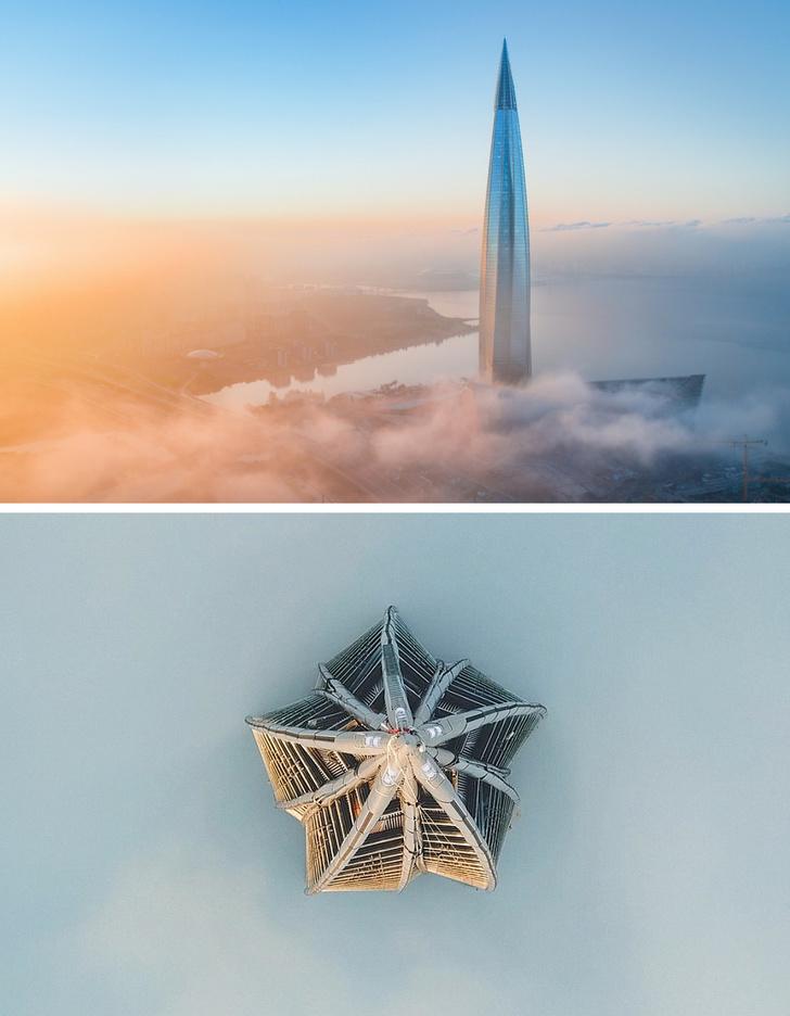 نگاهی به بلندترین و شگفت انگیزترین آسمان خراش های دنیا؛ از عربستان تا امریکا