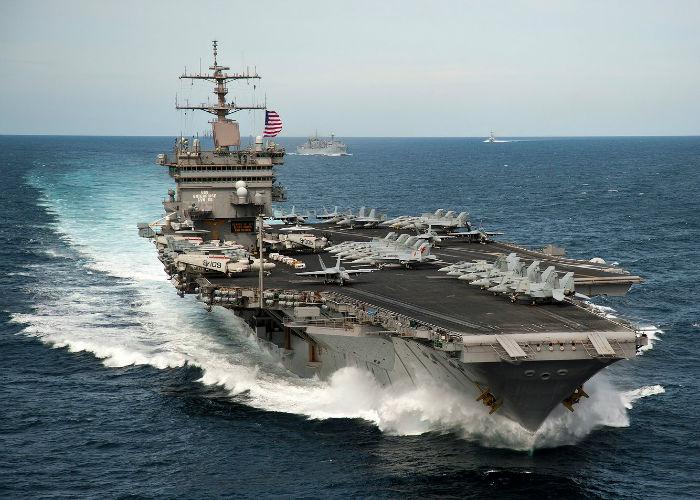 عملیات غیرممکن؟! آیا غرق کردن ناوهای هواپیمابر ایالات متحده امکان پذیر است؟!