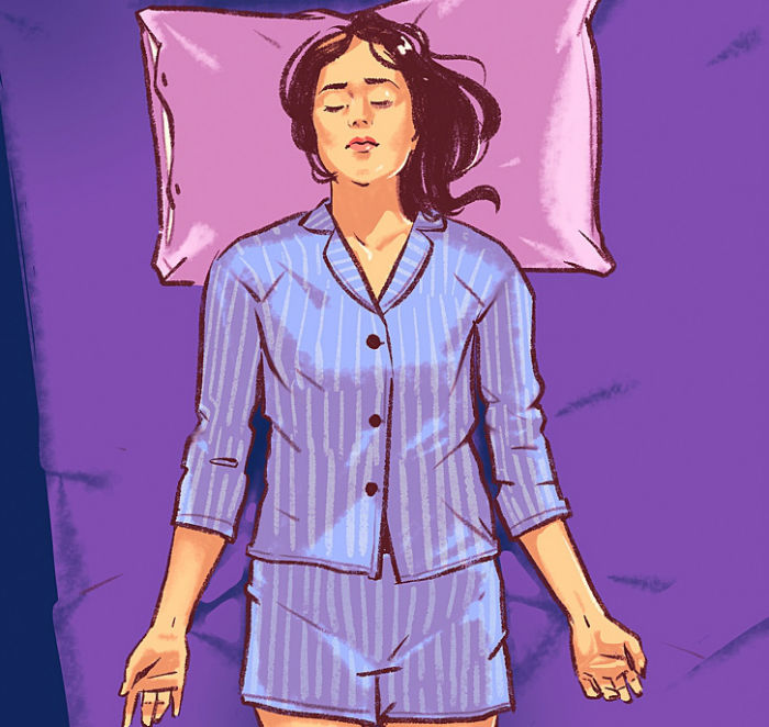 تکنیک خواب سریع برای بی خواب ها