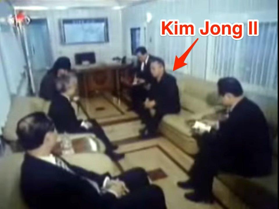 کیم جونگ ایل رهبر پیشین کره شمالی مجله صبح سپاهان sobhsepahan.ir
