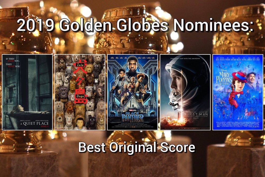 همراه با گلدن گلوب ۲۰۱۹: بهترین موسیقی متن فیلم سال ۲۰۱۸ کدام یک خواهد بود؟