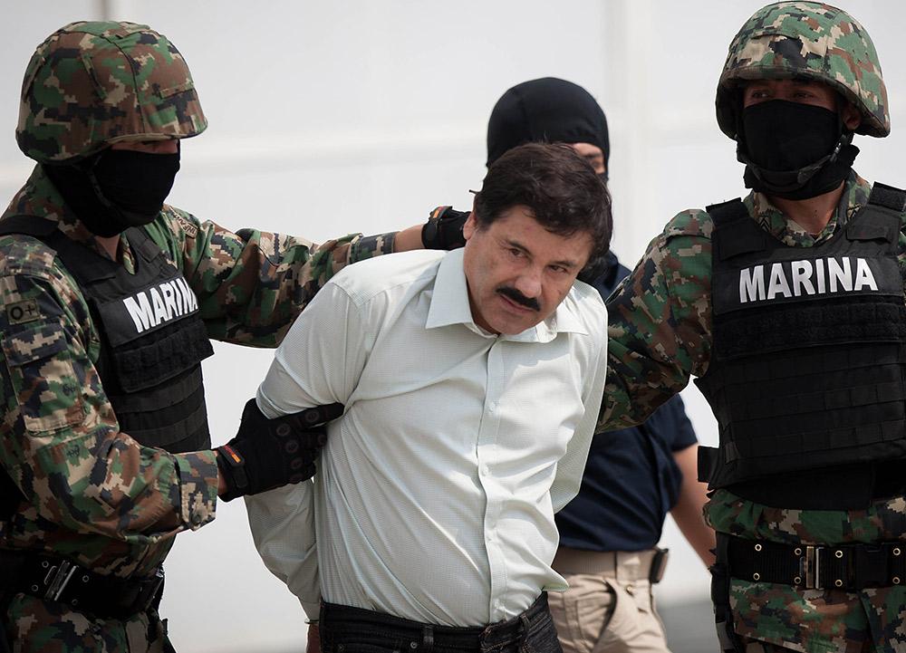 اعترافات شوکه کننده در دادگاه «ال چاپو»؛ از رشوه به رییس جمهور مکزیک تا فرار از وان حمام