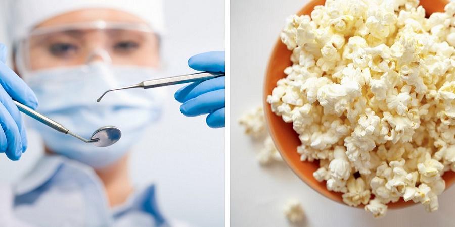 ۱۲ ماده غذایی که دندانپزشک ها هرگز به آن ها لب نمی زنند