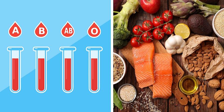 بر اساس نوع گروه خونی خود چه مواد غذایی را باید مصرف کنیم؟