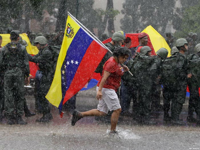 بحران ونزوئلا