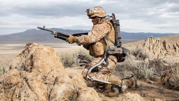 تجهیزات سربازان آمریکایی