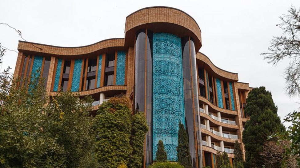 بهترین هتلهای اصفهان