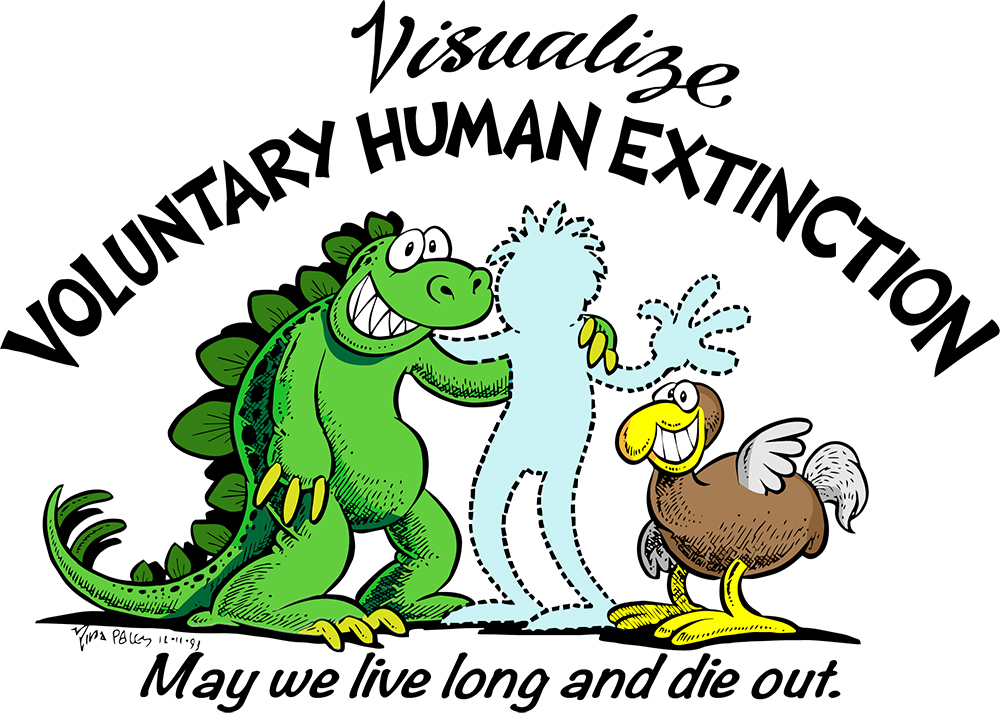 جنبش اختیاری انقراض انسان