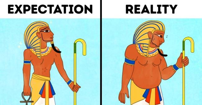 حقایق عجیب در مورد مصر باستان