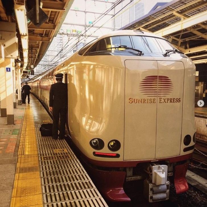قطارهای ویژه کشور ژاپن