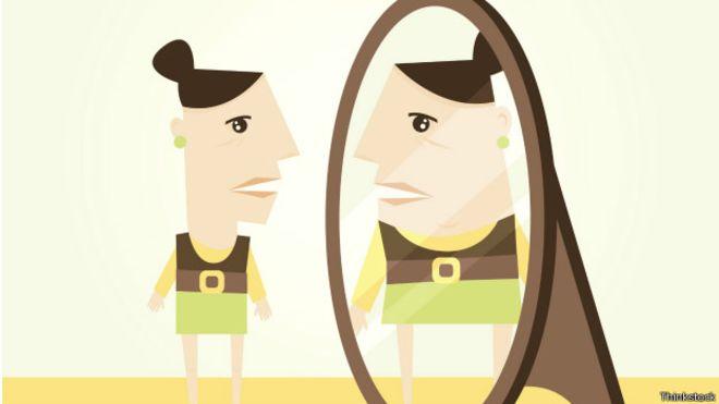 اختلال خودزشت انگاری