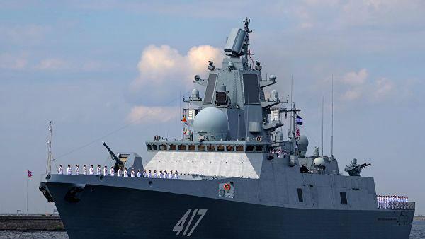 تجهیز کشتی های جنگی نیروی دریایی روسیه به سیستم امواج نوری تهوع آور و توهم زا
