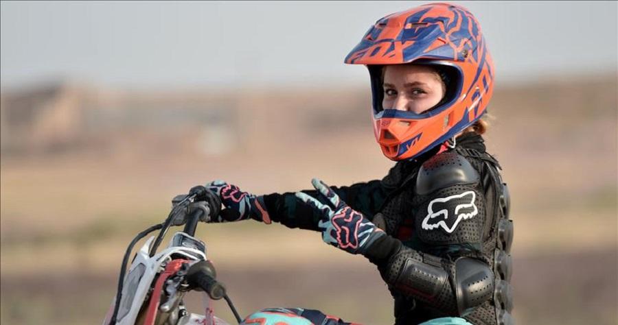 موتورسواری زنان در سطح شهر
