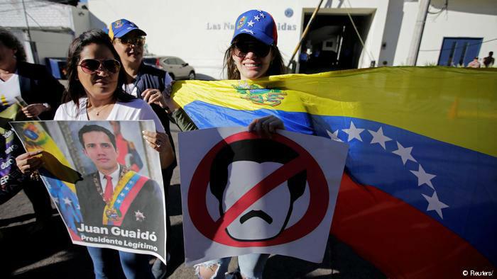 تحولات ونزوئلا