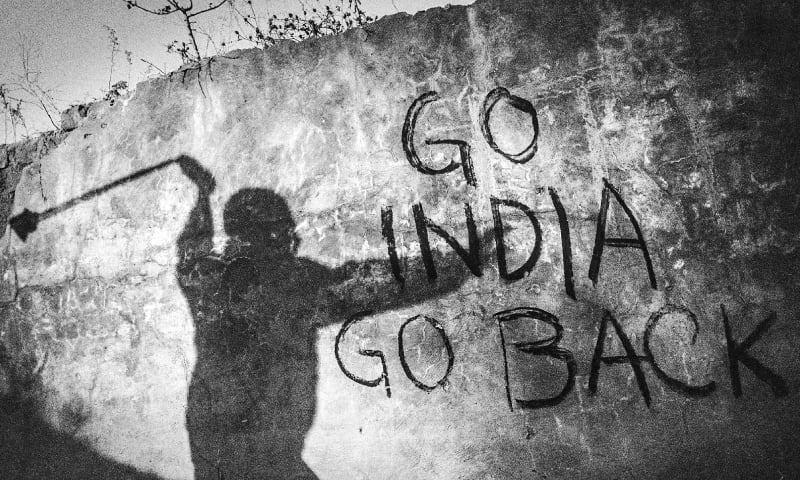 مناقشه کشمیر بین هند و پاکستان