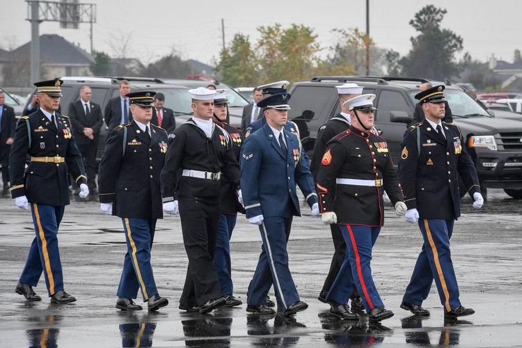 درجات و حقوق سربازان ارتش ایالات متحده