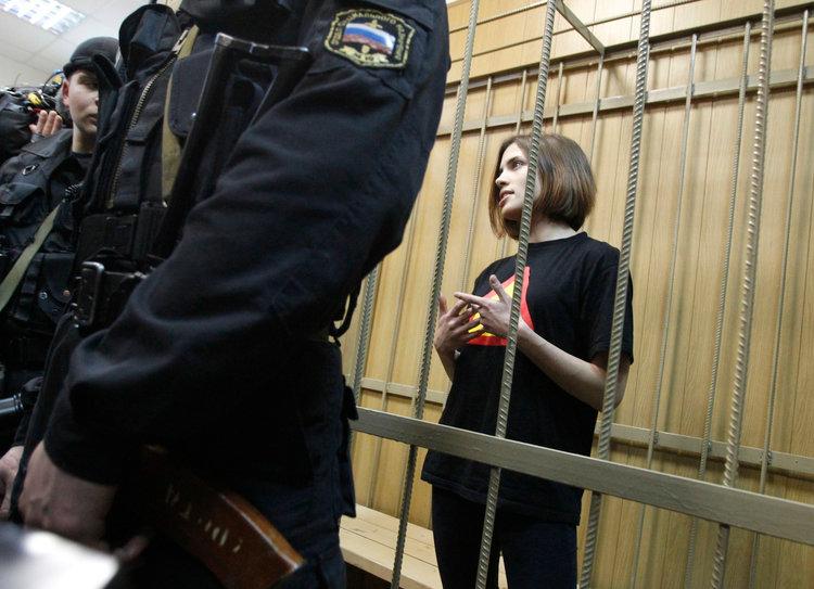 زندان زندان در روسیه