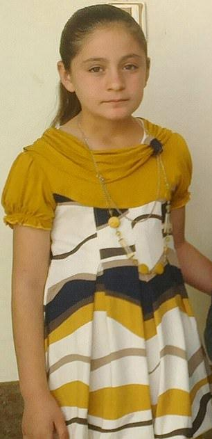 بردگی دردناک دختر ۱۰ ساله ایزدی؛ تجاوزهای دسته جمعی تا خوردن فضولات حیوانی/تصاویر