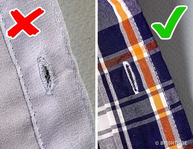 ترفند تشخیص کیفیت پارچه و پوشاک