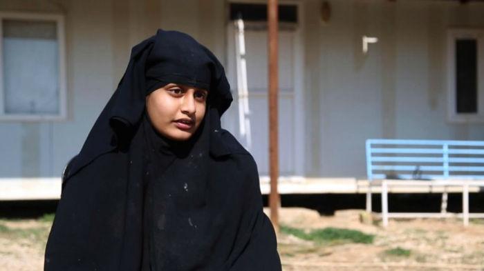 شمیمه بیگم ؛ عروس جهادی ۱۹ ساله و جنجالی داعش که میخواهد به بریتانیا بازگردد