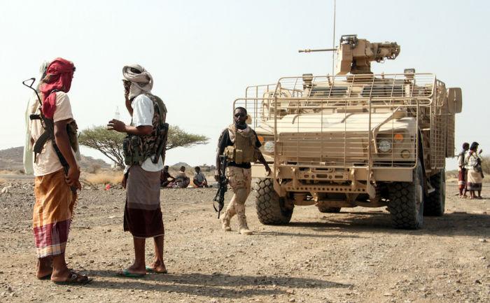 قاچاق سلاح آمریکایی در یمن