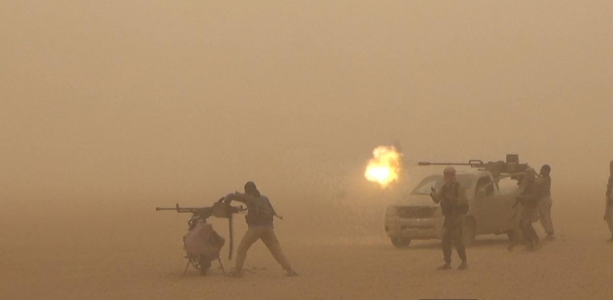شکست داعش در سوریه