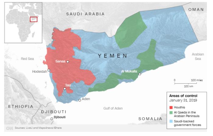 سلاح های آمریکایی فروخته شده به کشورهای عربی در دستان گروه های تندرو در یمن