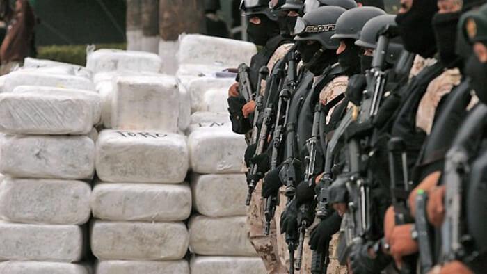 خرید و فروش سلاح و مواد مخدر در دارک وب