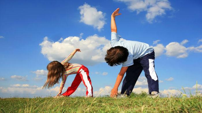 ورزش بر اساس سن
