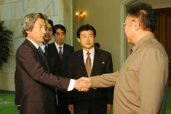 جاسوسی در کره شمالی