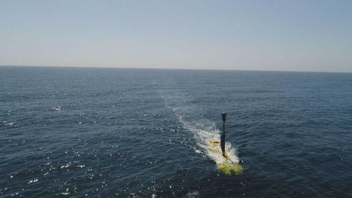 خودرو زیردریایی بدون سرنشین