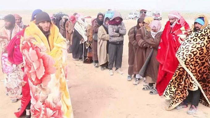 شمیمه بیگم عروس جهادی داعش