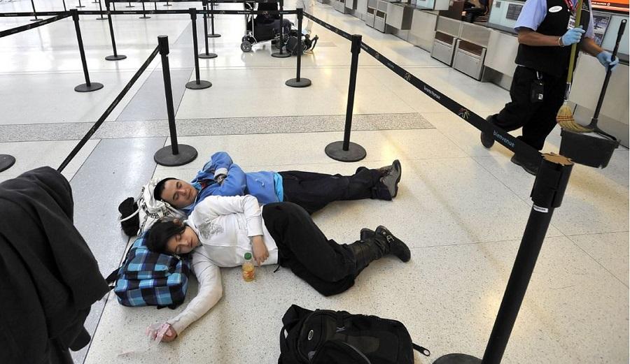 آشنایی با حقوق مسافران در صورت لغو یا تاخیر در پرواز