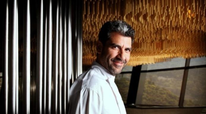 سرآشپز «پاکو رونسرو»