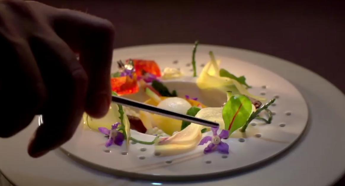 لوکسترین رستورانهای جهان