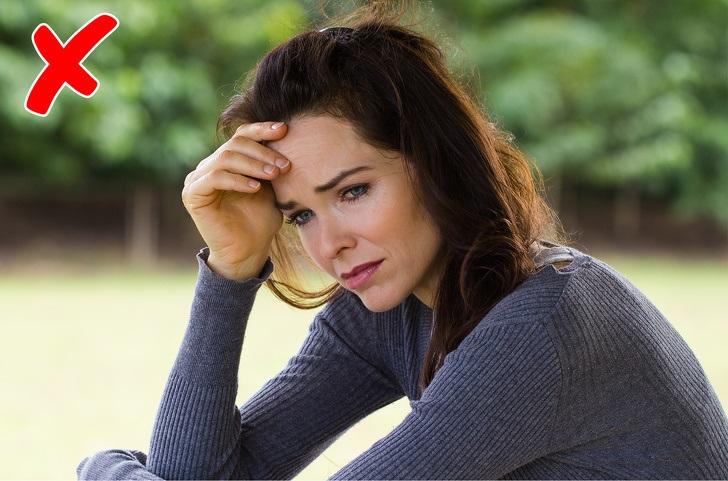 10 نشانه که میگویند شما افسردگی دارید حتی اگر خود از آن بیاطلاع باشید