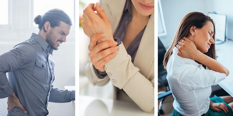 چند حرکت ساده اما مؤثر برای تسکین دردهای بدنی پشت میز نشین ها؛ از گردن درد تا کمر درد