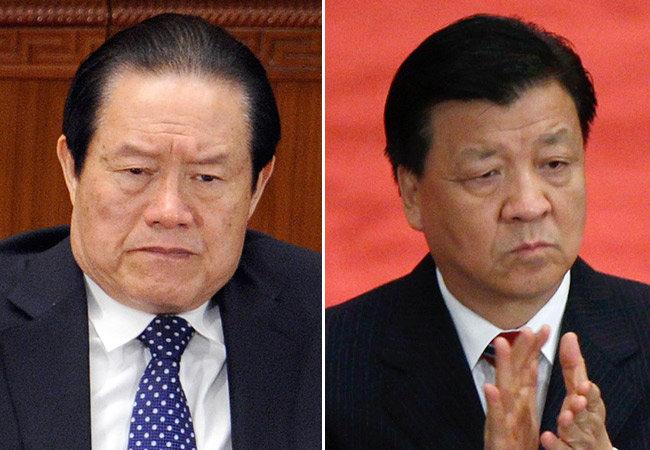 موهای خاکستری شی جین پینگ، رییس جمهور چین