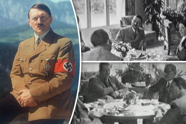 خودکشی آدولف هیتلر