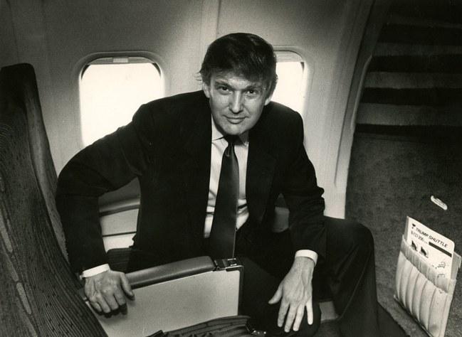 ثروت دونالد ترامپ بر اساس فهرست مجله فوربس