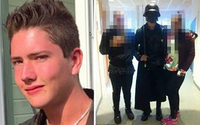آنتون لوندین پیترسون:قاتل دو کودک مهاجر در سوئد