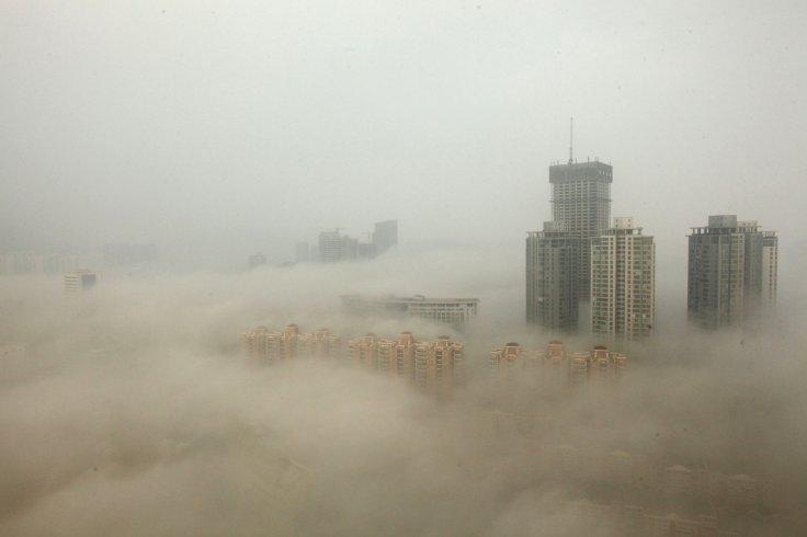 آلودگی هوا و آلوده ترین شهرهای جهان