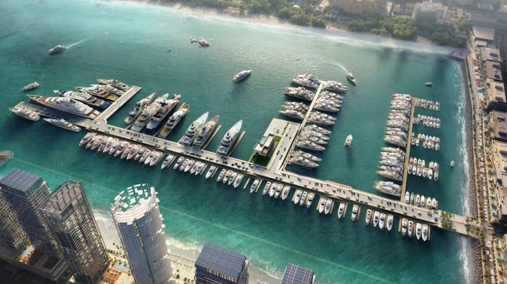 نمایشگاه بین المللی قایق تفریحی دبی 2019