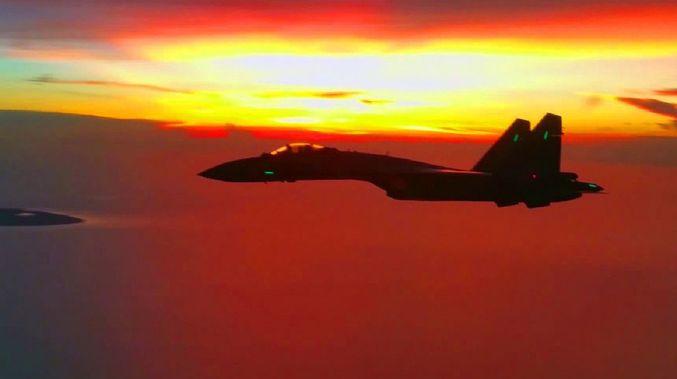 جنگ موشکی چین و ایالات متحده