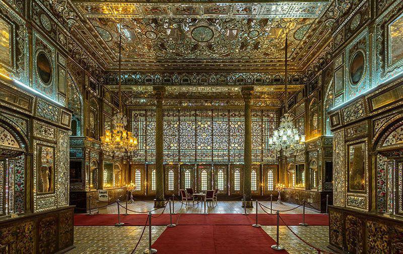 سفری در زمان با کاخ گلستان
